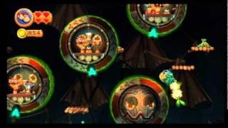 Donkey Kong Country Returns - 5-B Mangoruby Run