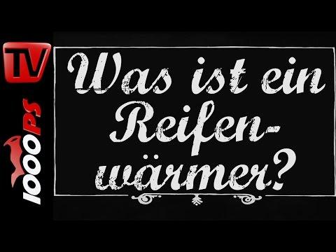 Was ist ein Reifenw�rmer? - Motorrad Lexikon