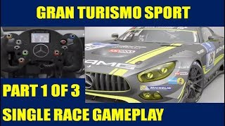 Gran Turismo™SPORT - Arcade Mode - Single Race Gameplay (part 1 of 3) | PS4