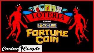 💵 Double Progressive 💵  40 Free Spins 🤑🤑🤑 Loteria 👹 Fortune Coin💰Casino Couple 🎰