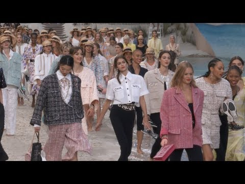 CHANEL Paris Fashion Week Spring/Summer 2019