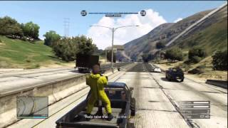 Group F_16_KSA GTA v Series A Funding Heist | مهمة التمويل