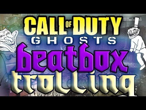 worst Battle Ever! - Beatbox Trolling #2 (call Of Duty Ghosts) video