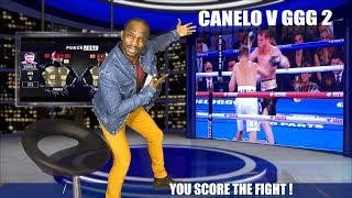 CANELO VS GGG 2 HBO PPV HIGHLIGHTS POST FIGHT RECAP