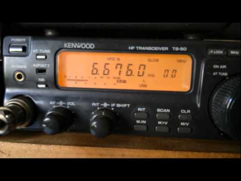 HSD Bangkok Volmet (Bangkok, Thailand) - 6676 kHz (USB)