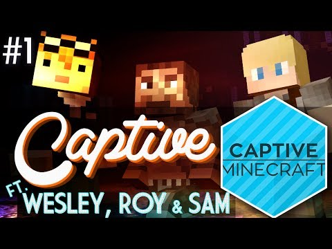 ALLE ACHIEVEMENTS HALEN! - Captive Minecraft - #1