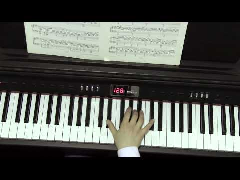 Sonata Księżycowa - L. Van Beethoven Cz. III - Jak Zagrać Na Pianinie Bez Znajomości Nut?