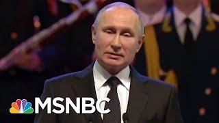 Full Browder: Inviting Vladimir Putin To White House Is 'Enormous Gift' To Putin   MTP Daily   MSNBC