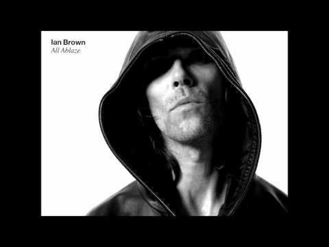 Ian Brown Dutch Radio Interview