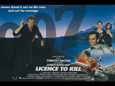 Licence To Kill (1989) Movie Review by JWU