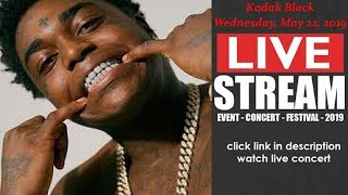 Kodak Black at Wells Fargo Arena, Des Moines, IA, US [LIVE CONCERT] 2019 [HD]