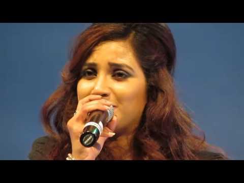 Aami je tomar............Shreya Ghoshal........HD VIDEO