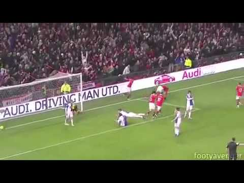 Dimitar Berbatov 5 goals vs Blackburn (The Best) :)