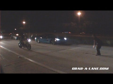 Spartan600rr vs. JUIC3D Dig Race - GRAB-A-LANE.COM