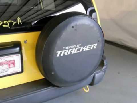 2003 chevrolet tracker chicago, il youtube