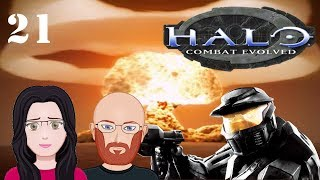 Gene's Feminine Side - Halo Combat Evolved Anniversary #21