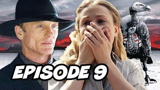 Westworld Season 2 Episode 9 - TOP 10 and Easter Eggs Explained