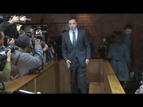 Oscar Pistorius murder trial to be partially televised live
