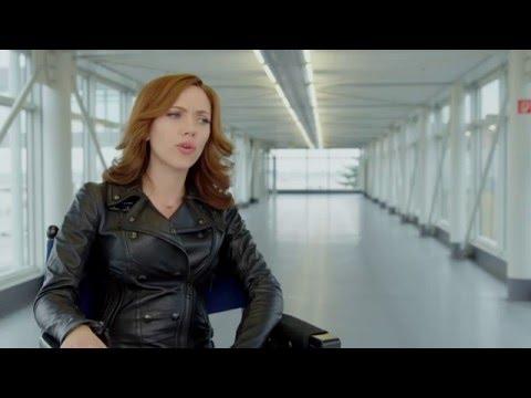 Captain America Civil War  Scarlett Johansson
