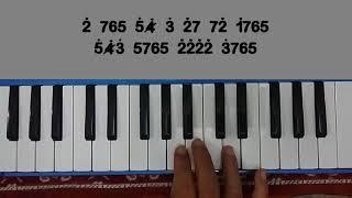 Ed Sheeran - Perfect ( pianika )