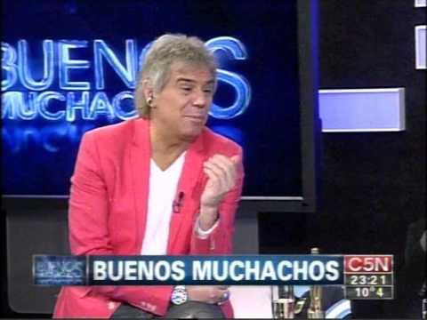 C5N - BUENOS MUCHACHOS 10/08/2013 (PARTE 2)
