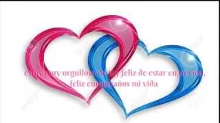 Frases De Feliz Cumpleaños Para Mí Novio, Feliz Cumpleaños Mí Amor