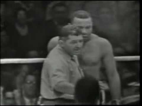 Sonny Liston vs Wayne Bethea Video