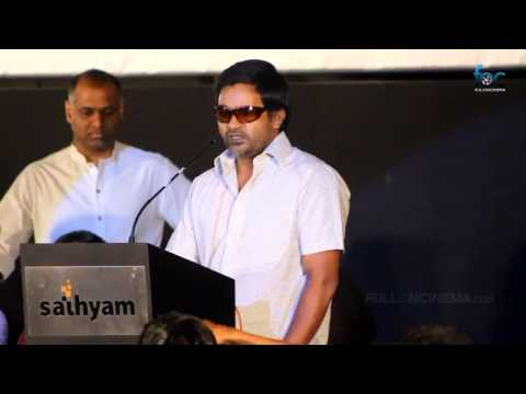 Mani Ratnam is my inspiration says selvaraghavan at Irandam Ulagam Audio Launch