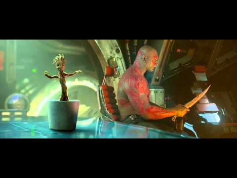 Marvel's GUARDIANS OF THE GALAXY | Clip | Baby Groot