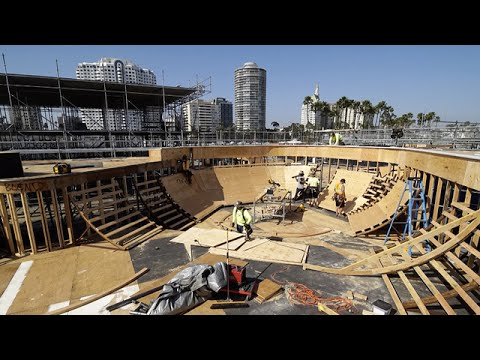Stanley Behind the Build Dew Tour Long Beach 2017