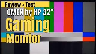 OMEN by HP Gaming Monitor Einstellungen und Tipps German