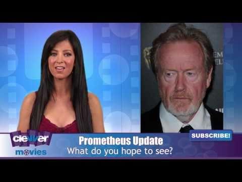 Ridley Scott's Prometheus Update