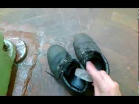 Избавляемся от неприятного запаха ног и носков