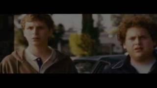 Genre Switch - Superbad from a comedy to an action