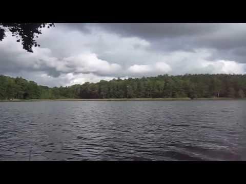 Wędkarstwo - Leszcz, płocie i walka z medalowym okoniem. Nocka nad jeziorem Staroleskim