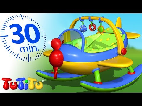 TuTiTu Specials | Rocker Napper | Toys For Toddlers | 30 Minutes Special