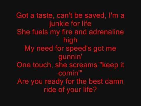 Rev Theory-Hell Yeah lyrics