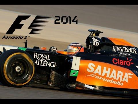F1 2014 | Final de Infarto!!! Force India @ Malasia
