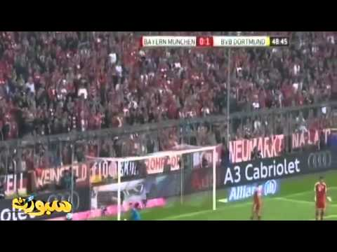 Tous les buts - Bayern Munich 0-3 Borussia Dortmund