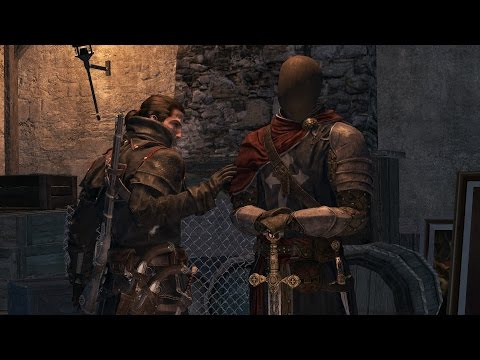 """""""Assassin's Creed: Rogue"""" walkthrough (100% sync) Fort De Sable [DLC] + James Gunn Armour"""