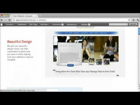 How To Add Links On Menu - Wordpress