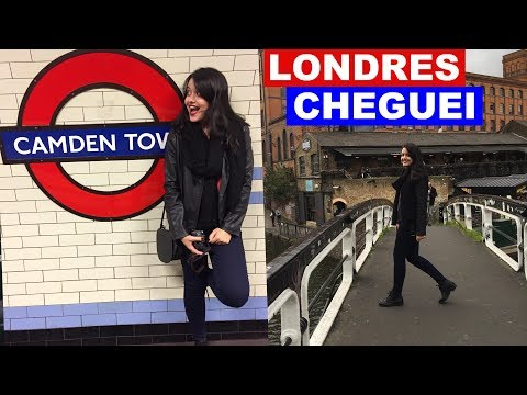 CHEGUEI LONDRES ?? Imigração, Metrô de Londres...