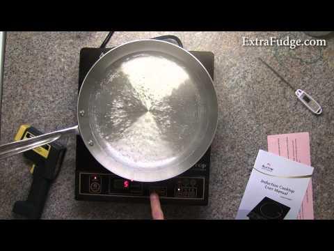 DUXTOP 1800-Watt Portable Induction Cooktop Countertop Burner 8100MC Review