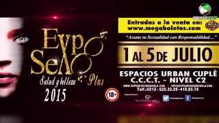 Comercial ExpoSexo Plus 2015 Versión alternativa