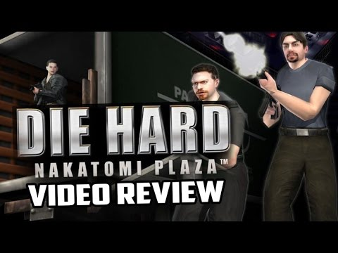 Die Hard: Nakatomi Plaza PC Game Review