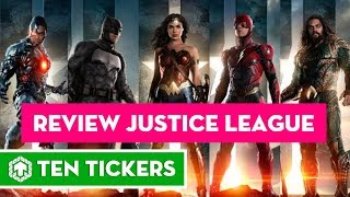 Review Justice League (2017) - Đánh giá phim Liên Minh Công Lý