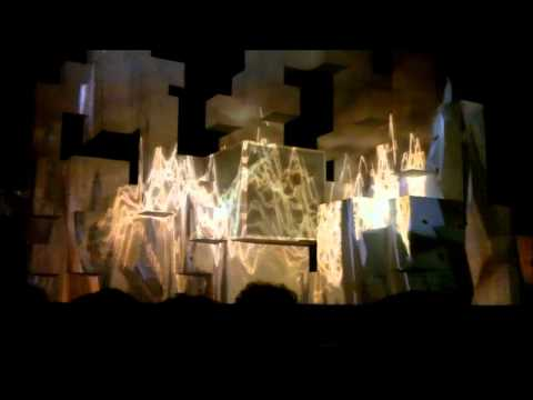 Amon Tobin 'ISAM' Live @ STRP (2011)