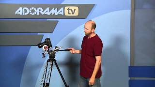 Manfrotto Tripod and Dolly: Product Reviews: Adorama Photography TV