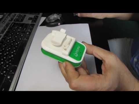 Лягушка - универсальное зарядное устройство для Li-ion АКБ