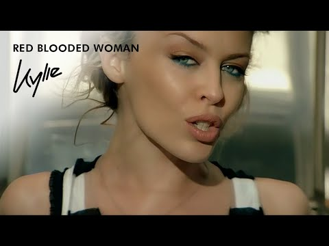 Kylie Minogue - Red Blood in Woman